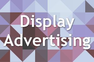 Online Marketing erfolgt häufig über Display Advertising.
