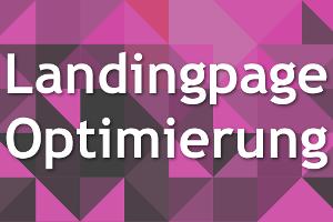 Die Gestaltung der Landingpage gehört zur Optimierung der Kanzleiwebsite.